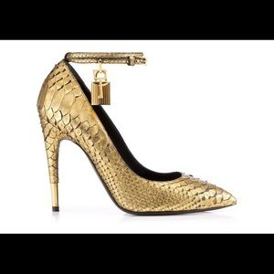 Tom Ford Python Heels - BRAND NEW - in the box!!